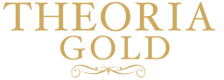 Theoria Gold Footer Logo